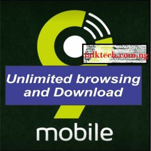 How to Use 9Mobile CLI4DNITE Data Bonus For All Apps in May 2018