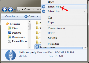 How to Open and Create Zip Files on an Android Device