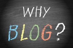 4 Reasons Why Should Start Blogging